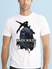 Gildan DARK SOULS ARTORIAS THE ABYSSWALKER MANUS BOSS SIF FIGHT EPIC men t shirt