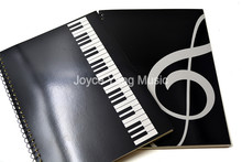 Niko Music Book Note Paper Music Staff Musician Song Writer Artist For Piano Guitar Violin Viola Cello Teacher School Supplies(China)