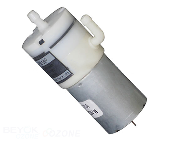 Mini Air Pump MPD-24A  for Ozone Generator DC 12V-6V<br><br>Aliexpress