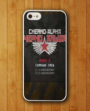 Cherno Alpha Command For Pacific Rim Case for Apple iPhone 4 4s 5 5s 5c 6 6s plus Mobile Cover 2015