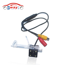 BW8255 HD car backup Rear view Reverse Auto Parking Camera For 2011 Renault Fluence car rear view camera(China)