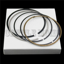 4XSet Motorcycle Piston Rings Set For GSXR400 GSXR 400 GSX400 Bandit 75A (STD) Standard Bore Size 56mm New Piston Ring