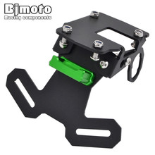 BJMOTO Motorcycle Accessories Fender Eliminator License Plate Bracket Ho Tidy Tail For Kawasaki Z900 2017(China)