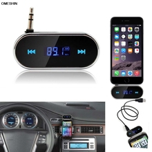 2017 car mp3 player bluetooth fm transmitter audio with Practical Car Kit Wireless FM Transmitter MP3 Player USB SD LCD Remote H