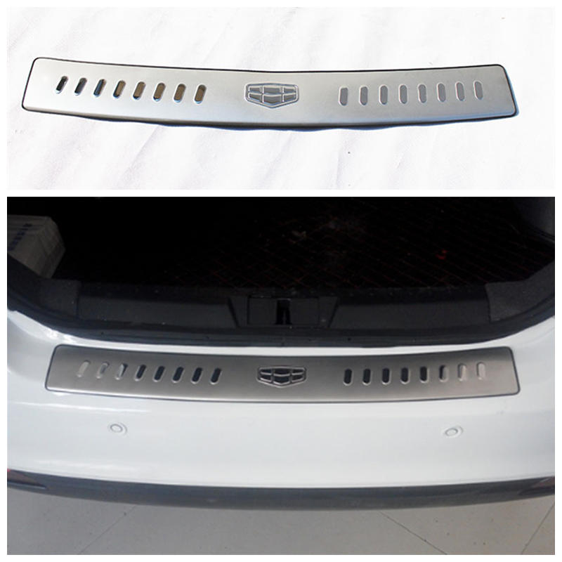 Geely new Emgrand 7,EC7,EC715,EC718,Emgrand7,E7 ,EC7-EV,EV,Car trunk cover plate,stainless steel protective board<br>