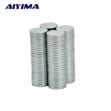 AIYIMA 100pcs N35 Round Disc 8mm X 1mm Rare Earth Neodymium Magnets 8*1MM Art Craft Neodimio Magneten Magneet For DIY