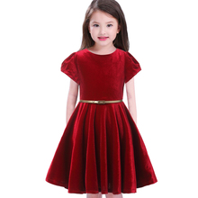Buy Baby Girl clothes Kids Princess Dress Autumn Winter Dresses Toddler Girl Children Fashion 2017 Christmas Clothing for $13.46 in AliExpress store