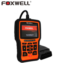 FOXWELL NT510 PRO Full System Car OBD OBD2 Diagnostic Tool ABS EPB SRS Airbag Crash Data Reset for BMW VAG Land Rover Hyundai(China)