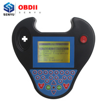 MINI ZED Bull ZED Full No Tokens Limitation Transponder Clone Diagnostic Key Programmer Tool Smart zedbull For 8C / 8E chips