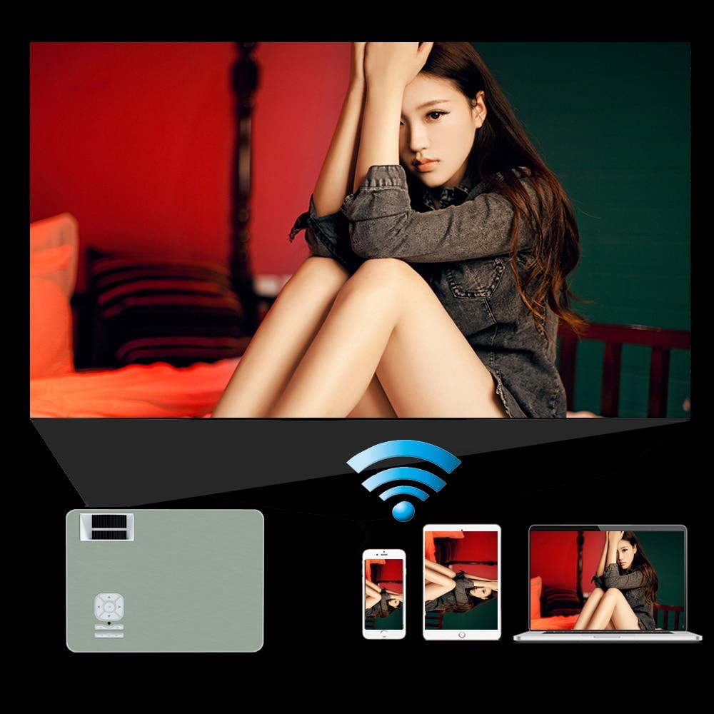 VIVICINE 5500Lumens 1080p HD LED Projector (17-1)