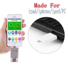 For Apple iPhone USB Flash Drive Mobile USB Flash Disk Classic Gift USB Stick Flash Pen Drive 64GB 32GB 16GB 8GB