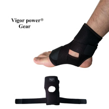 Adjustable Sports Elastic Ankle Support Breathable Japan OK Cloth Ankle Brace Wrap Pad Foot Protection(China)