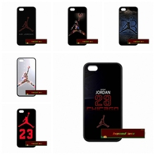 New Jordan Logo Case Cover case for iphone 4 4s 5 5s 5c 6 6s plus samsung galaxy S3 S4 mini S5 S6 Note 2 3 4 DE0787(China)