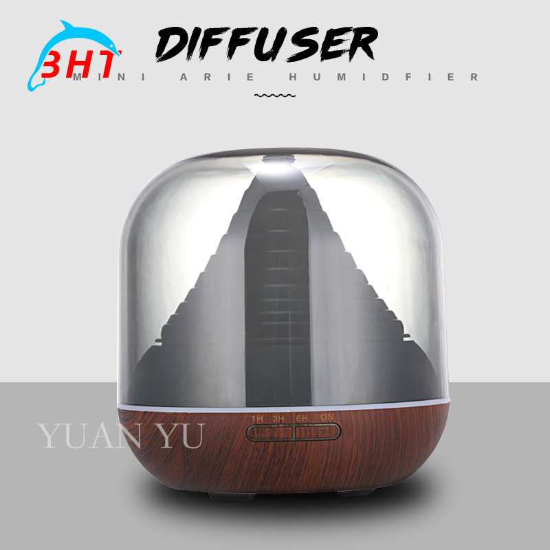 Aroma Essential Oil Diffuser 300ml Air Humidifier Mini Portable Anion Fogger Mist Maker Fragrance Purifier For Home Office <br><br>Aliexpress