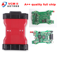 A++++ VCM2 Diagnostic Scanner For Ford VCM II IDS VCM 2 OBD2 Scanner with plastic box DHL free ship(China)
