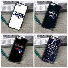 NEW ENGLAND PATRIOTS nfl football fashion original cell phone case for iphone 4 4S 5 5S 5C SE 6 plus 6s plus 7 7 plus #ZF20