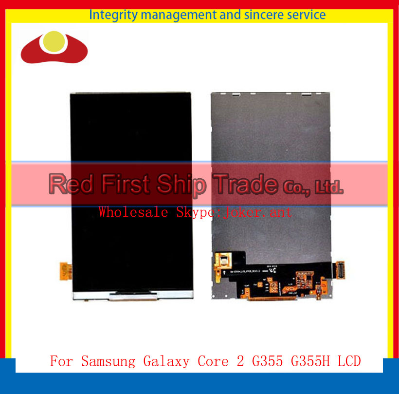 Original 4.5 For Samsung Core 2 SM-G355H G355 Lcd Display Screen Free Shipping+Tracking Code<br><br>Aliexpress