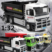 Large heavy truck,1:32 scale alloy Heavy goods vehicles, taxis, containers,Big cars,Engineering vehicles,wholesale