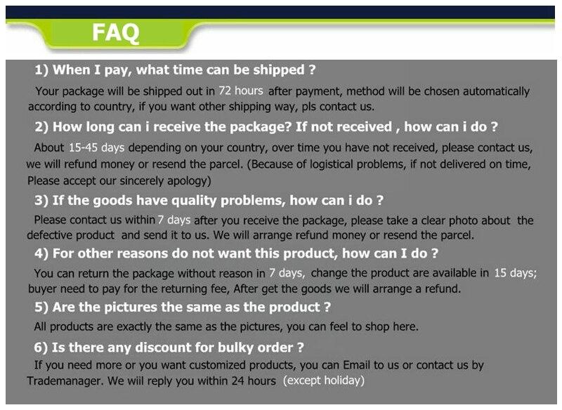 1 FAQ