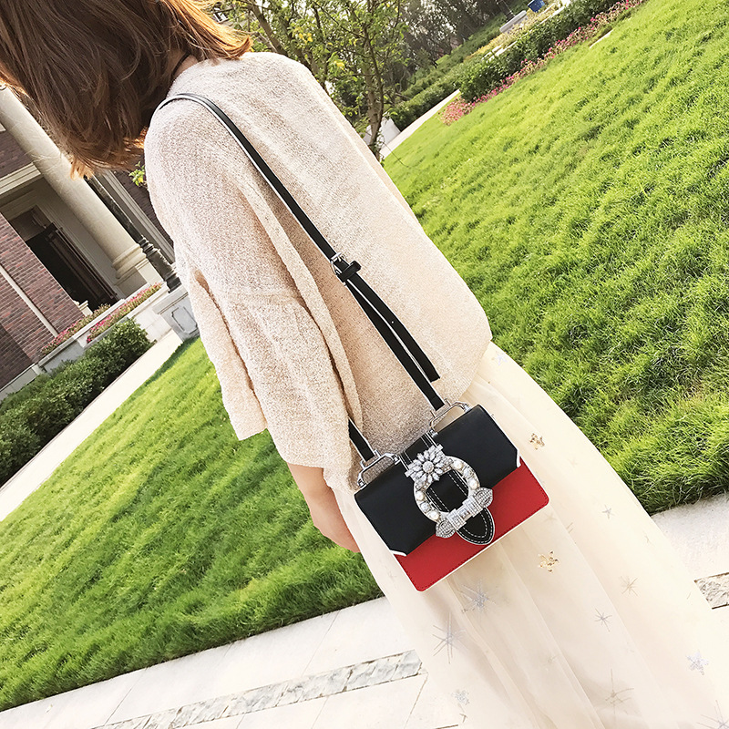 2017 Famous Brand Designer Diamond Lattice Bags Luxury Women PU Leather Handbags Ladies Purses Messenger Satchel Bags Bolsas<br>
