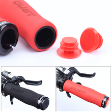 2pcs/lots MTB Road Bicycle Imported PVC Handle Grip Bar End Stoppers for 22mm cycling Handlebar End Plugs Handlebar Caps(China)