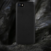 Cell Phone PU Leather Case Coque For iPhone 7 360 Degree Protection Blank Could Working With Magnetic Holder
