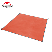 Naturehike 215*215cm Foldable Awning Mat Outdoor Camping Mats Tarp Tent Ground Cloth Waterproof Oxford Beach Picnic Mat(China)