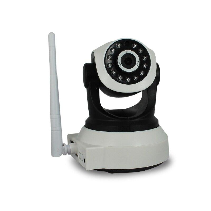 High Quality HD Wireless IP Camera 720P Night Vision Security Camera P2P 2.4 Onvif Camera WIFI Indoor Surveillance Camera<br>