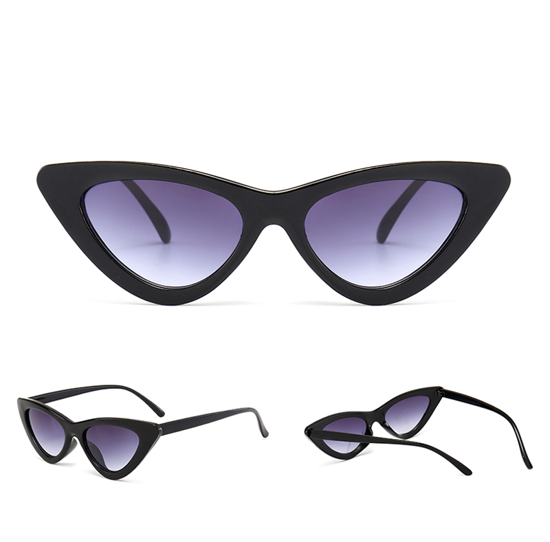 cute sexy retro cat eye sunglasses women small 0310 details (5)