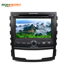 Quad Core 1G RAM Android 6.01 Car DVD Player For SSANGYONG KORANDO 2010-2012 With 1024*600 Capacitive Autoradio Stereo Headunit