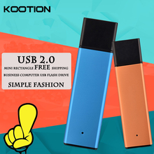 Hot Business Mini USB 2.0 Flash Drive 64GB Pen Driver 32GB Memoria USB Stick Storage Device Thumb Drives Clef USB U321