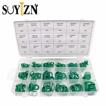 270pcs Rubber Ring Insulation Gasket Kit Washer Seals Watertightness O-Ring Assortment Different Size With Plactic Box ZK23