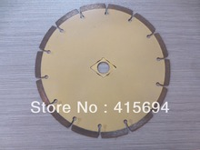 180x7xDM-15.88mm cold press segmented diamond saw blade for bricks, granite,marble and concrete(China)