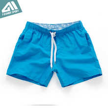 New Summer Sexy Beach Men's Shorts Leisure Sport Running Jogger Shorts Fast Dry Sea Surf Holiday Men's Board Shorts PF55