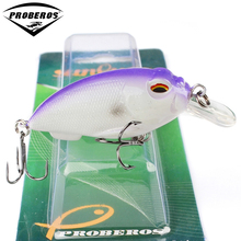 1PC Top Quality fishing bait Exported to Japan Market 8 colors fishing lures fishing hard bait with retail box DW103(Hong Kong)