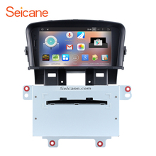 Seicane Android 5.1 GPS Navigation for 2008-2011 2012 Holden Chevy Chevrolet Cruze with Bluetooth Mirror Link WiFi DVD player(China)