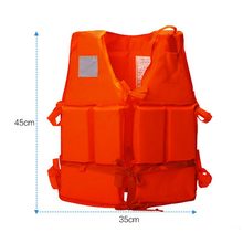 5-12 Years Old Child Life Vest Jackets Whistle Swimming Suit Drifting in water Surfing Vest Clothing Safety Survival Suit