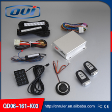 CAR ALARM remote start car engine,PKE GPS Push button Start Stop The Car With Keyless Go