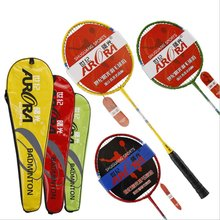 Buy Pair/SET Professional Carbon Aluminum Badminton Racket Lightweight 3D Anti-Slip Handle Sport Competition Badminton Racquet for $9.59 in AliExpress store