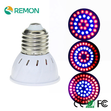 1pcs Full Spectrum Led Grow Light E27 GU10 MR16  220V Led Growing Lamp For Flower Plant Hydroponics System Aquarium Led Lighting