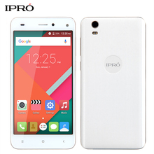 Original IPRO More 5.0 inch Big Battery 4000mAh 1GB RAM 8GB ROM Mobile Phone Quad Core Android 6.0 Unlocked Cellular Smartphone(China)