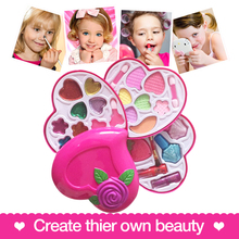 MUQQ make up toy kid toy children makeup set kids toys toy for girl(China)