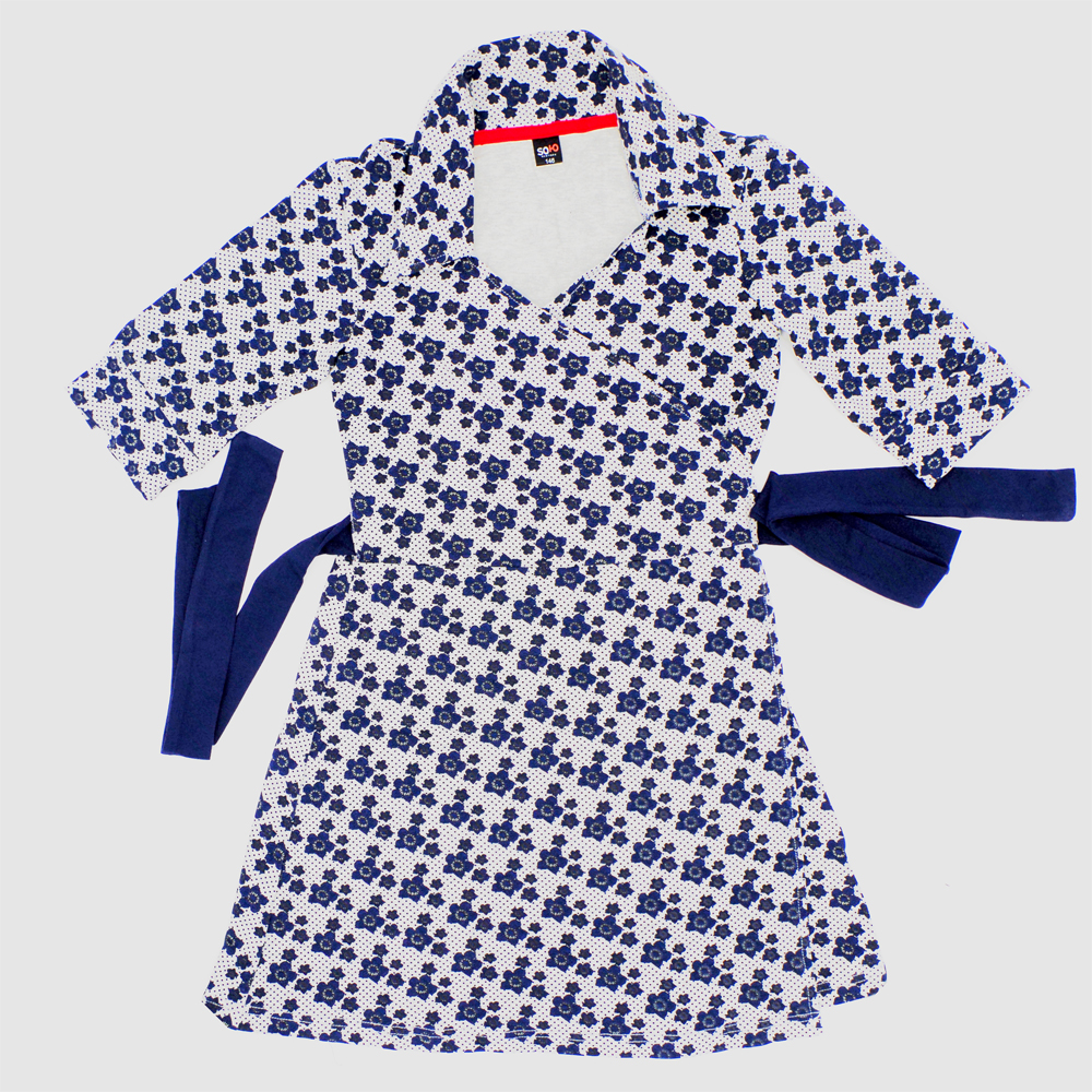 For Kids 146-164 Height Young Girls Dresses High Quality Princess Vestidos 100%Cotton Half Sleeves Girl Dress Fashion Clothing<br><br>Aliexpress