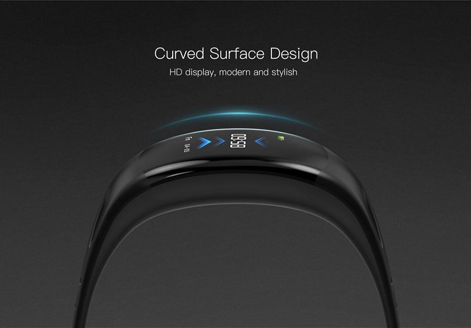 COLMI Smart band DM11 3D Dynamic UI Fitness tracker Bracelet Heart rate Monitor Wristband IP68 Waterproof 2
