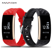 S2 Smart wrist bracelet with accuracy blood pressure pedometer heart rate monitor IP67 swimming Waterproof blue tooth 4.0(China)