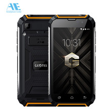 GEOTEL G1 7500mAh Quick Charge MTK6580A Quad Core Android 7.0 Smartphone 5.0 Inch 2G RAM 16G ROM 3G Mobile Phone