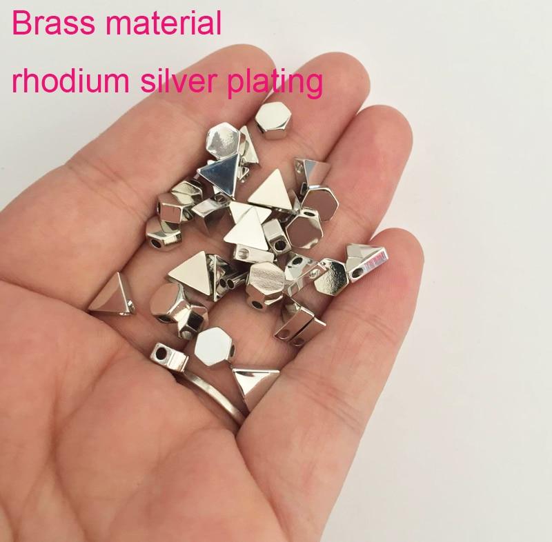 brass silver