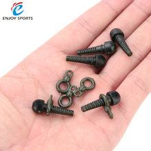 2016 Newest 50Pcs/lot Safety Sleeves Run Rings  Fishing Tackle Carp Fishing Terminal Rigs  Fishing Accessories Sets