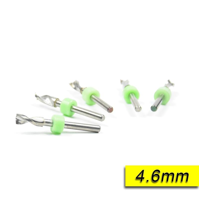 XCAN 10 Pcs 4.6mm Import Carbide PCB Drill Bits drill  woodworking dremel drill  carbide drill bits<br><br>Aliexpress