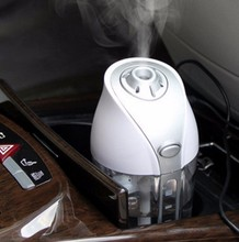 AK201 DC5V/12V USB and Ultrasonic humidifier home office USB mini air vehicle creative silence purifying air spray